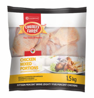 Country Range Mixed Portions 1.5kg