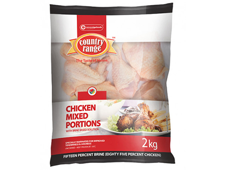 2kg Mixed Portions