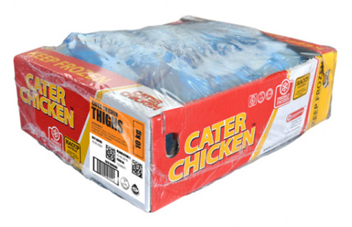 Cater Chicken Thighs 10kg