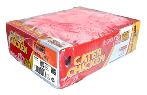 Cater Chicken MCP Thighs 210-240g
