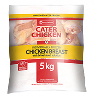Cater Chicken Chicken Breast 5kg