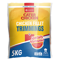 Cater Chicken Chicken Fillet Trimmings 5kg