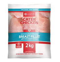 Cater Chicken Breast Fillet 2kg