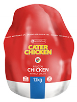 Cater Chicken Frozen Chicken 1.1kg