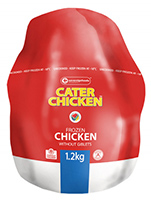 Cater Chicken Frozen Chicken 1.2kg