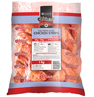 Chicken'tizers Southern Style Strips (Spicy)