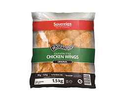 Southern Style Chicken Wings