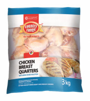 Country Range Chicken Breast Quarters 3kg