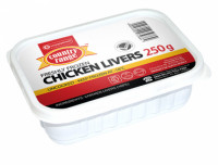 Country Range Chicken Chicken Livers 250g