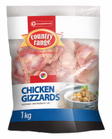 Country Range Chicken Hearts Gizzards 1kg