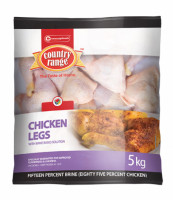 Country Range Chicken Legs 5kg