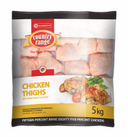 Country Range Chicken Thighs 5kg
