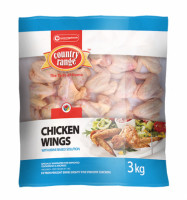 Country Range Chicken Wings 3kg