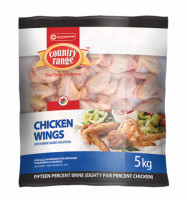 Country Range Chicken Wings 5kg